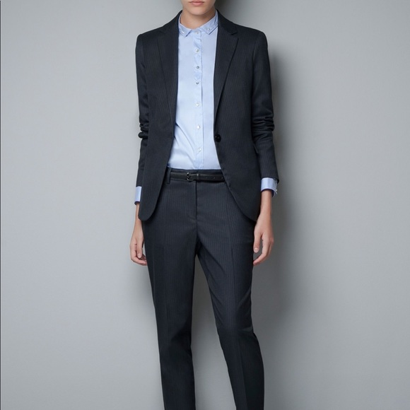 7d32ee6f81 New Womens Zara suit 4/6 NWT